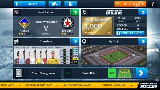 Dream League Soccer video game