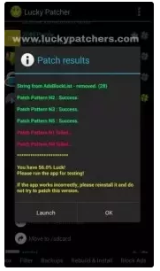 Lucky Patcher APK Download for Android - Thentrance